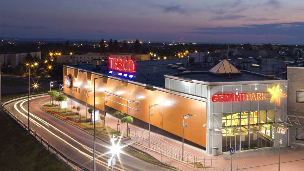 Gemini Park Tarnw Is A Modern And The Biggest Shopping Centre In Region Facility Located North Of Tranw